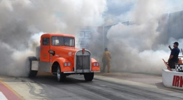 [Video] Big Rig Drag Racing at NHRDA Nationals