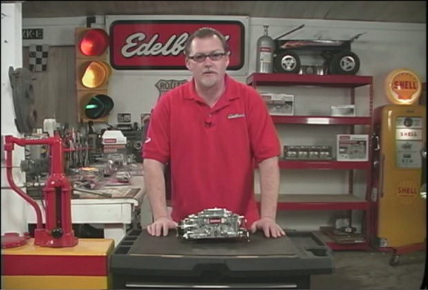 Edelbrock Carb Install