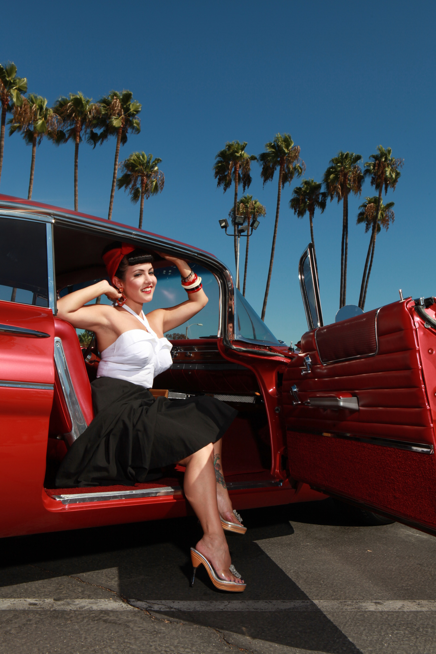 Pinup of the Week: Ruby Champagne
