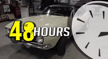 The 48 Hour Corvette Build Live