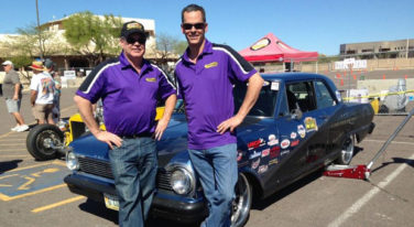 Al Unser Jr and Robby Unser to Race for Team Speedway at Goodguys 15th Meguiar's Del Mar Nationals