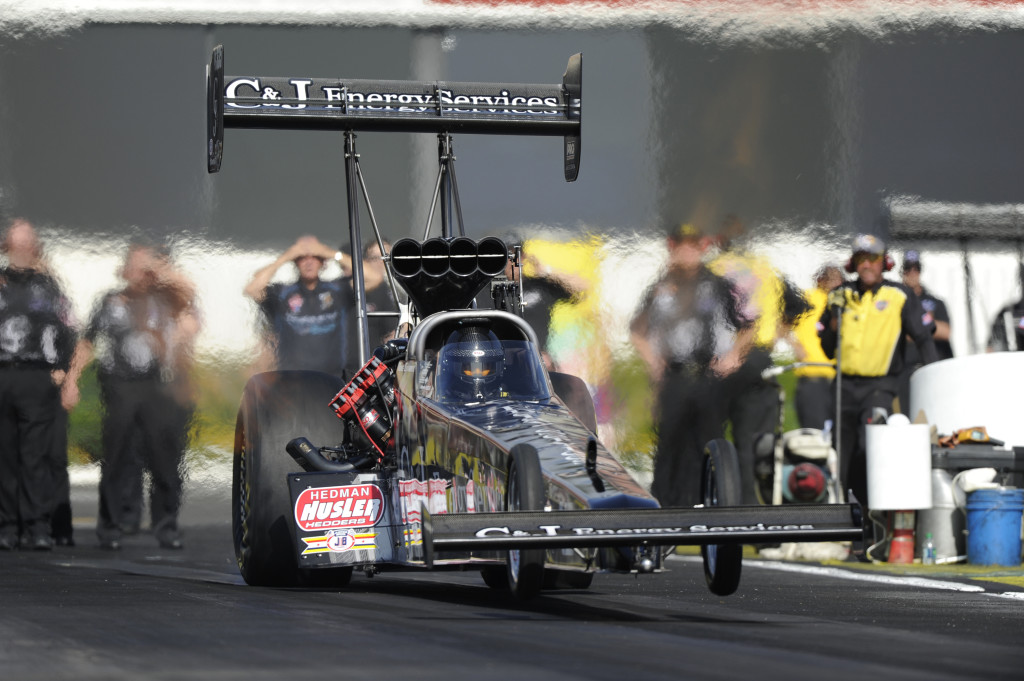 Dave Connolly's Top Fuel Dragster