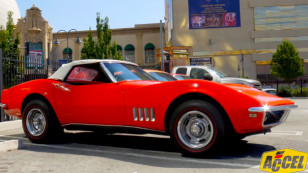 1968 Chevy Corvette ACCEL IT  feat