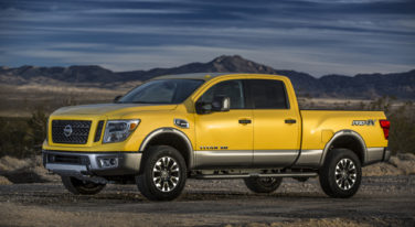 SEMA Garage Hosts Exclusive Measuring Session for the new Titan XD