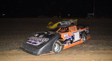 Vance Wilson fends off Payton Looney for ULMA Win at Callaway Raceway