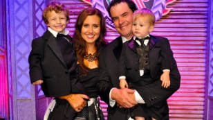 Ashley Force Hood Family (1)