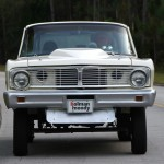 A '65 Ford Falcon Goes from Junkyard Dog to Prized Pooch