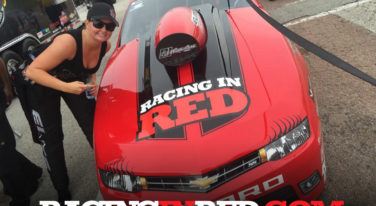 Live Stream of Ask a Racer with Erica Enders-Stevens