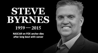 NASCAR Reporter Steve Byrnes Passes Away