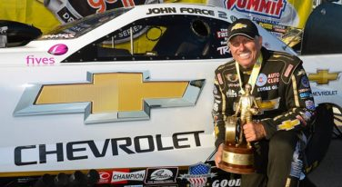 John Force Talks About More than Just Racing