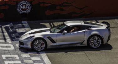 Corvette Pride at California Festival of Speed