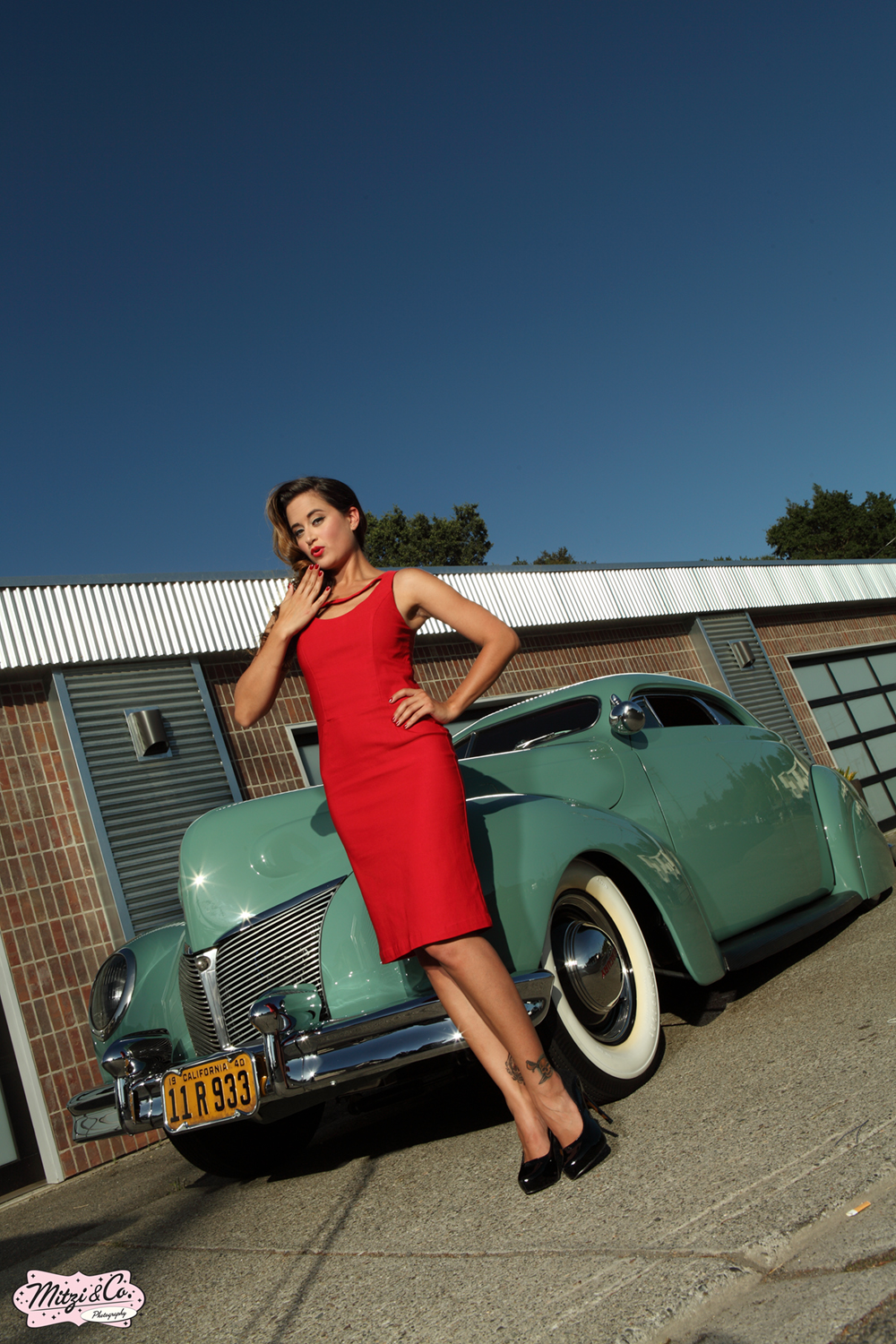 Pinup of the Week: Jenna Gimarelli