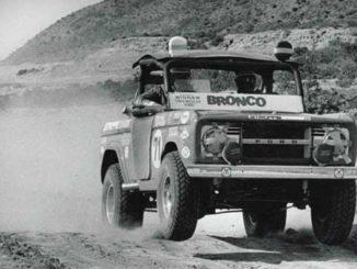 ORMHOF Bronco - Car 71 - Trackside copyright featured