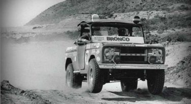 Legends of Baja: Rod Hall to Race Rejuvenated '69 Bronco