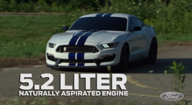 [Video] New Shelby GT350 Is a Track Monster