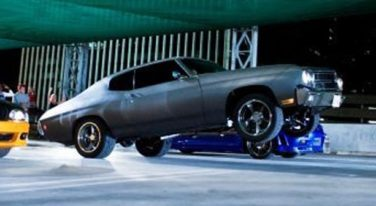 The '71 Chevelle from Fast and Furious Series Now Could Be Yours
