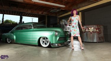 Pinup of the Week: Christine Fury