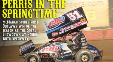 Perris Auto Speedway Sprint Car Triple Header