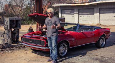 [Video] Guy Fieri's Camaro Gets Some Big Block Power