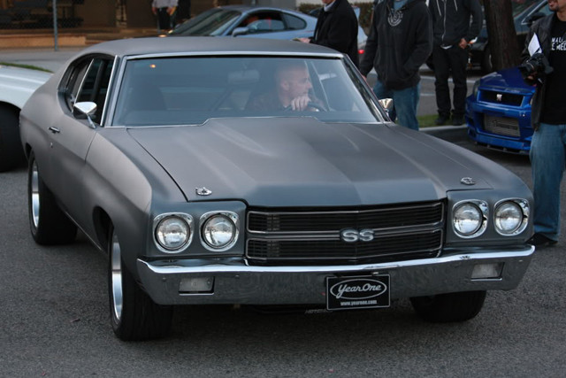 The '71 Chevelle from Fast and Furious Series Now Could Be ...