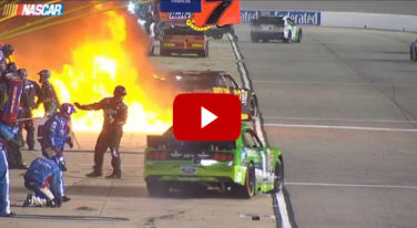 NASCAR Investigates Safety Issues