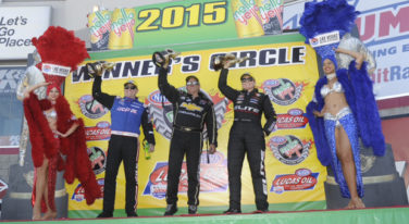 Force, Crampton, and Enders-Stevens beat Las Vegas Odds at NHRA SummitRacing Nats