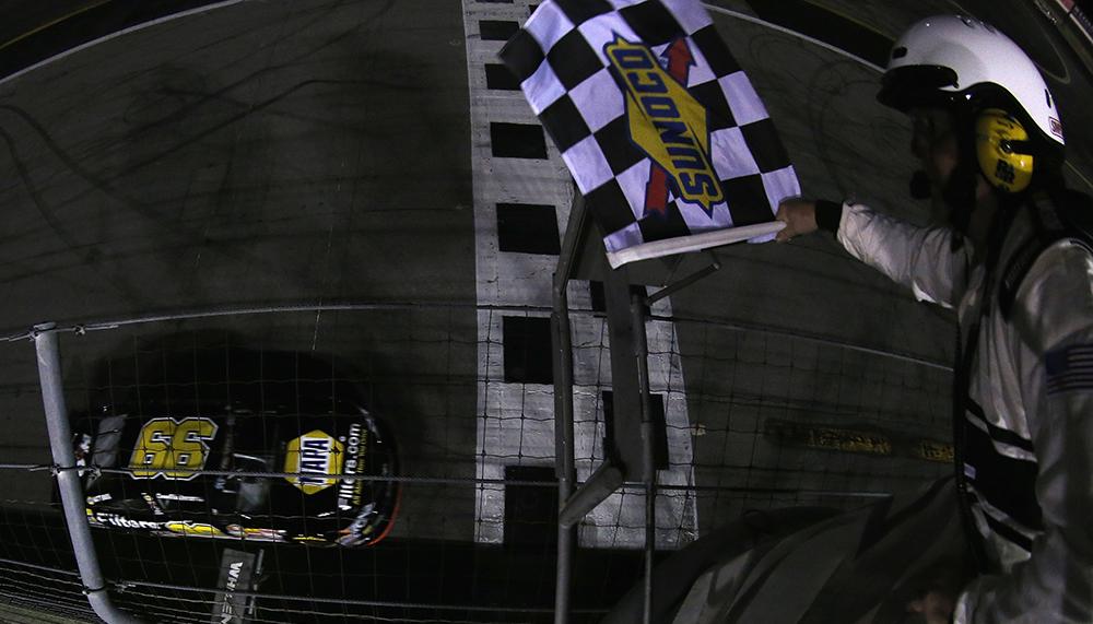Photo: NASCAR