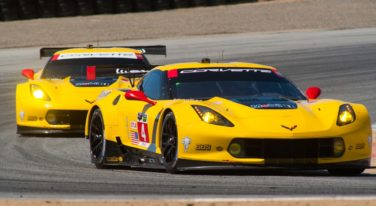 Misfortune for Corvette Racing at Monterey Grand Prix
