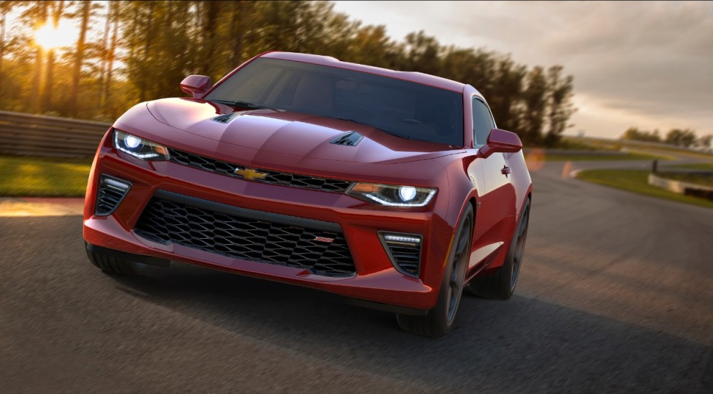 The 6th-Generation Camaro Is Here and It Looks Awesome – RacingJunk News