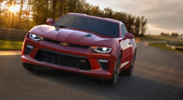 The 6th-Generation Camaro Is Here and It Looks Awesome