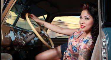 Pinup of the Week: Aieko Espejo