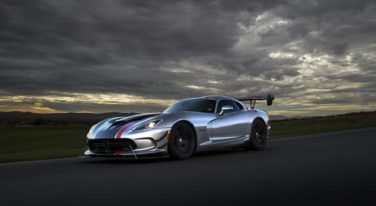 2016 Dodge Viper ACR is a Bargain at $117,895