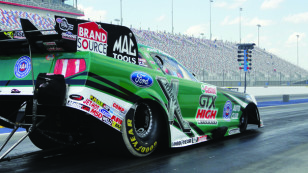 Delta-1 Wheel on John Force Team Car_CMYK feature