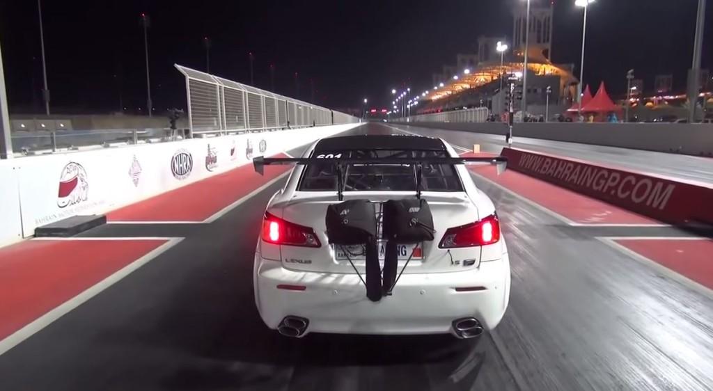 Drag Lexus