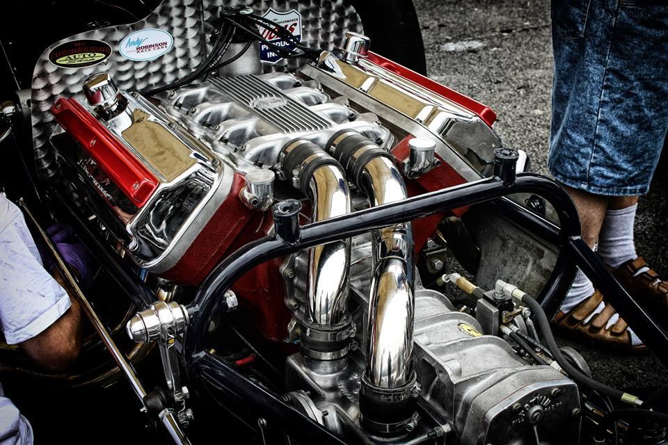 Engine for Allard Chrysler