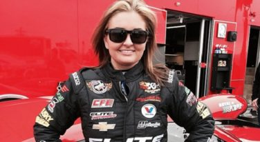 Erica Enders-Stevens Nominated for ESPY Best Driver
