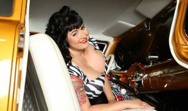 Pinup of the Week: Heidi Hellbent
