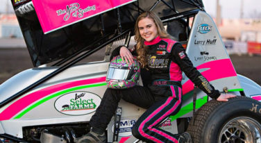 Behind the Wheel: McKenna Haase