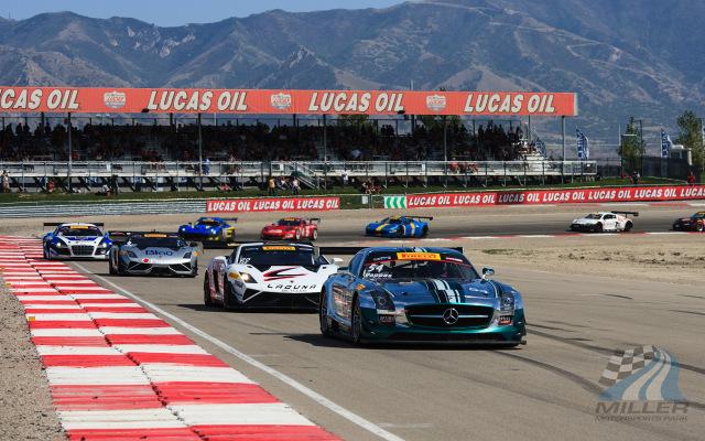 Miller Motorsports Park Pirelli World Challenge