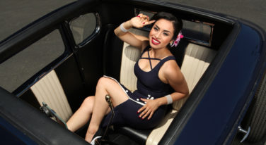 Pinup of the Week: Tania Fonseca