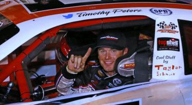 Behind the Wheel: Timothy Peters