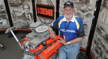 "Tom Hoover, ""Father of the Hemi"" Passes Away at 85"