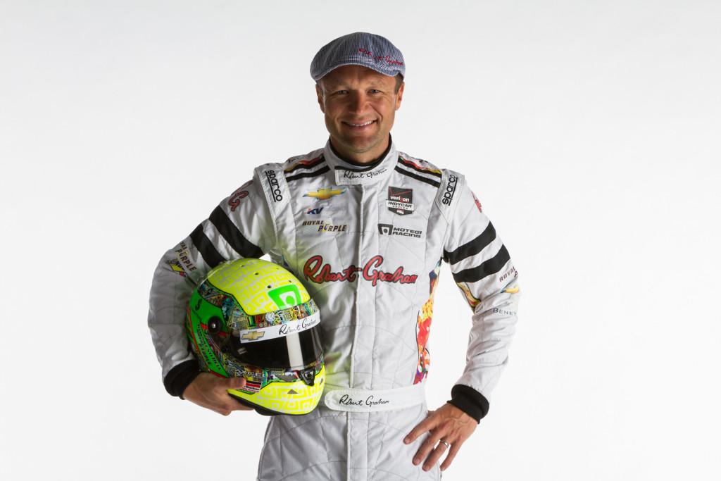 Townsend Bell - Credit Matt Mangino & KV Racing Technology