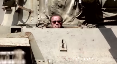Win Your Chance to Blow Stuff up with Arnold Schwarzenegger