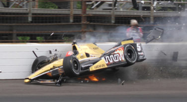 Will Indianapolis 500 Result In Excitement Or Terror?