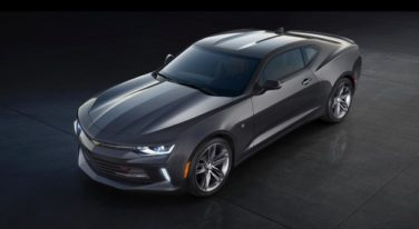 2016 Chevrolet Camaro: First Impressions