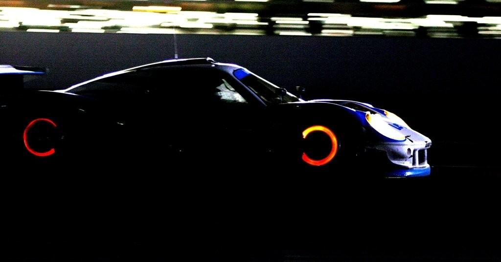 glowing rotors