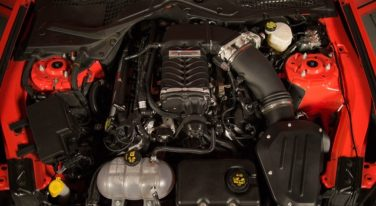 2015 ROUSH Stage 3 Mustang Produces 670 Horsepower