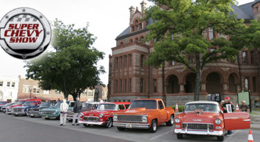 Super Chevy Show Takes Off from Waxahachie