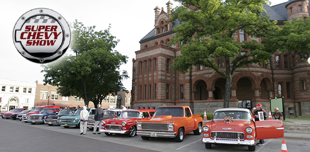 Waxahachie Classic Car Show